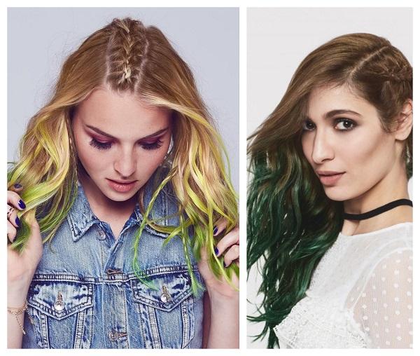 Hair makeup – боя за смелите 2