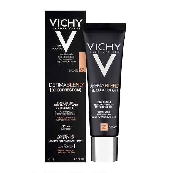 Vichy Dermablend Correction foundation