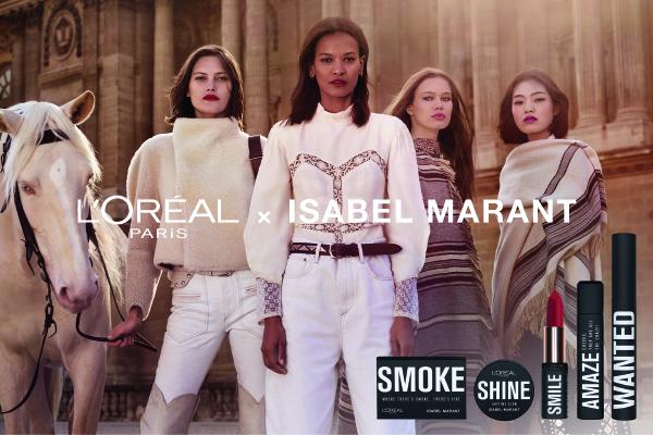 Isabel Maran i Loreal Paris