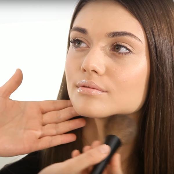 три стъпки за сияйна кожа