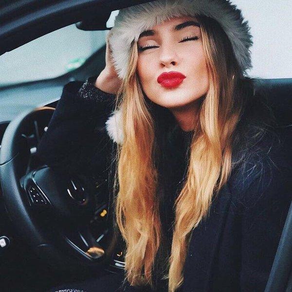 правила за красота през зимата