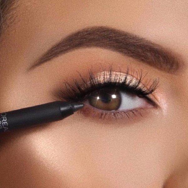 цветове сенки за кафяви очи