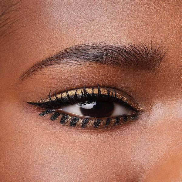 очна лниия според формата на очите