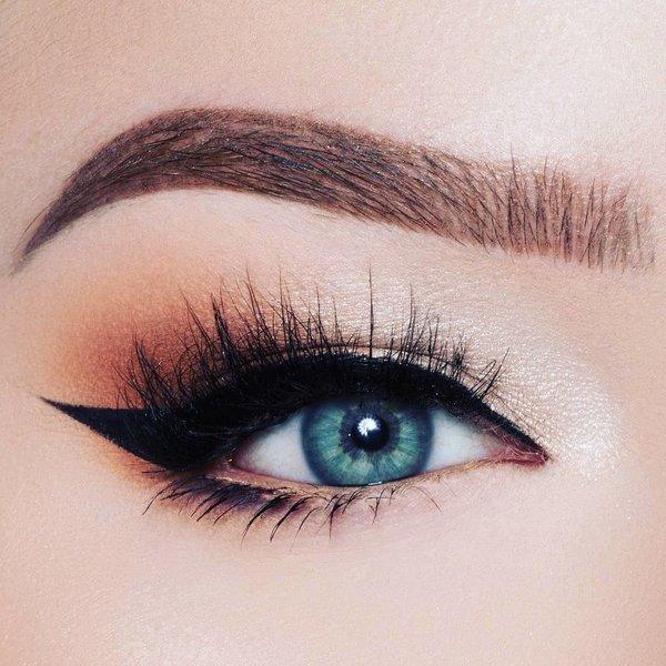 Цвета на очите определя твоята makeup визия