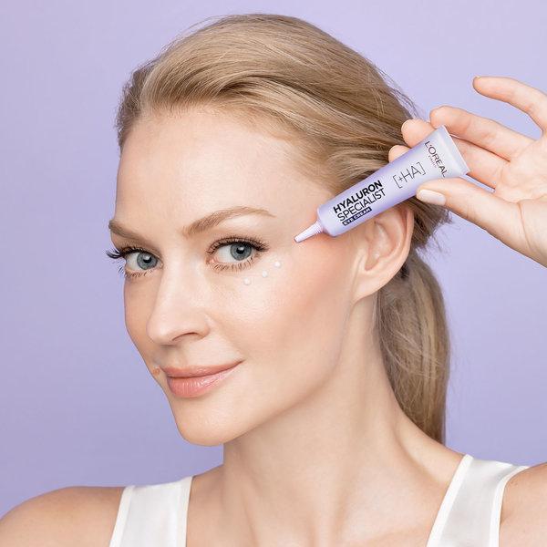 Hyaluron Specialist: хидратираща серия продукти за възстановяване  на обема на кожата