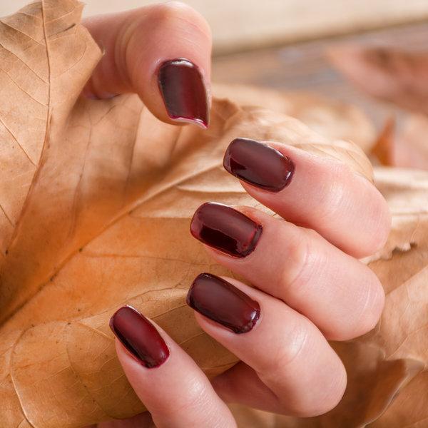 Маникюр: есенни  тенденции