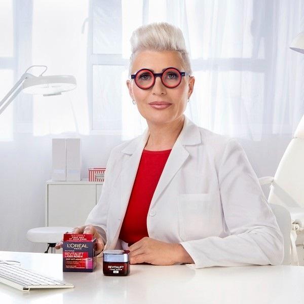 L'Oreal Paris представя ново лице: доктор Радина Денкова