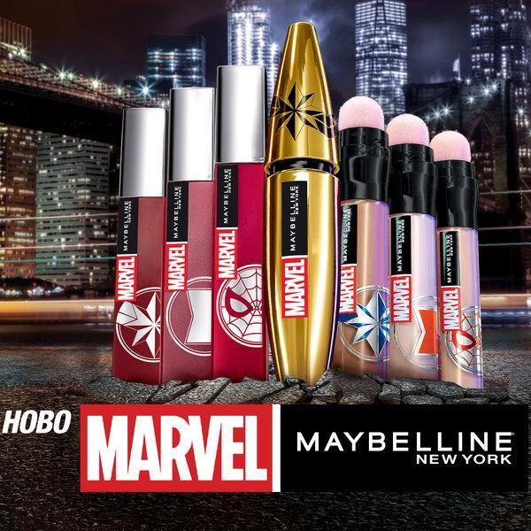 Nauči vsičko za Marvel h Majbelline kolekcijata i kǎde možeš da ja otkrieš