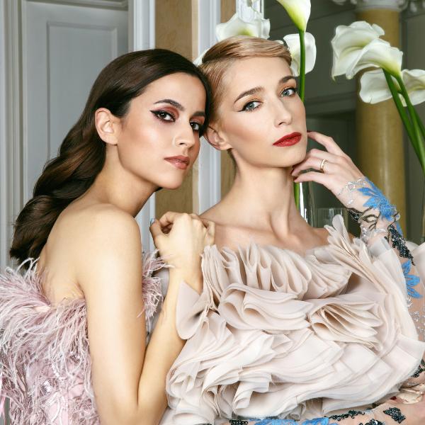 Усети блясъка от модните подиуми с колекцията гримове L'Oréal Paris x Elie Saab